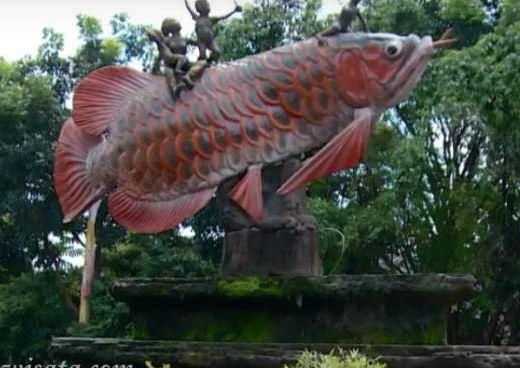 Telaga Arwana Cibubur Depok Alternatif Wisata Di Ibu Kota Jakarta