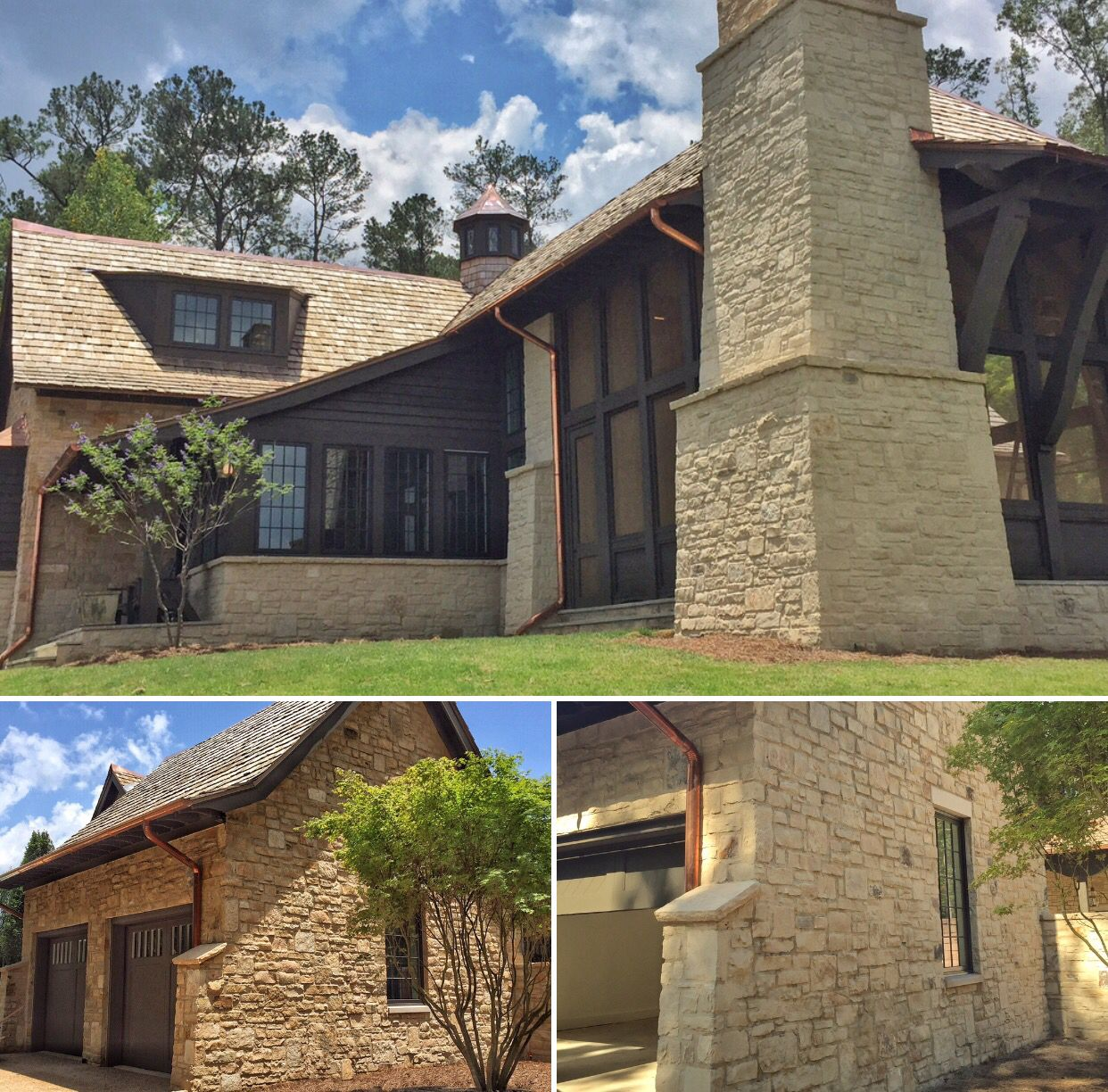 Lime wash on stone exterior by struttura struttura lime washes pinterest - Lime wash paint exterior design ...