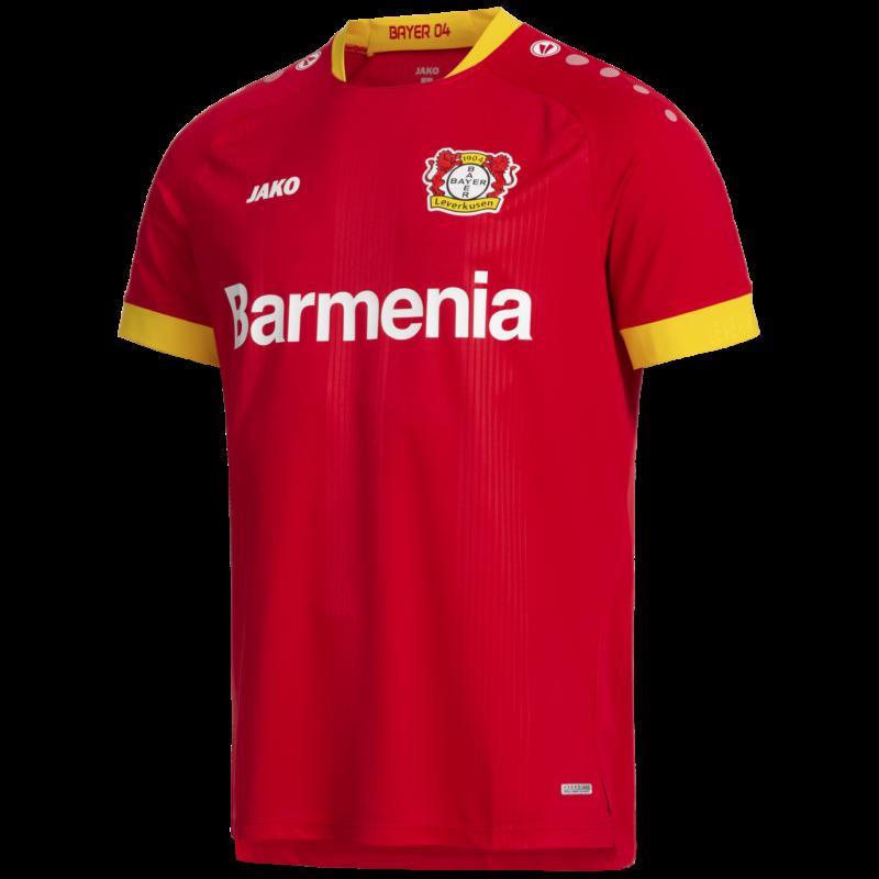 Bayer 04 Leverkusen 2020 21 Jako Football Kits Superfanatix Com In 2020 Football Kits Bayer 04 Leverkusen Mens Tops