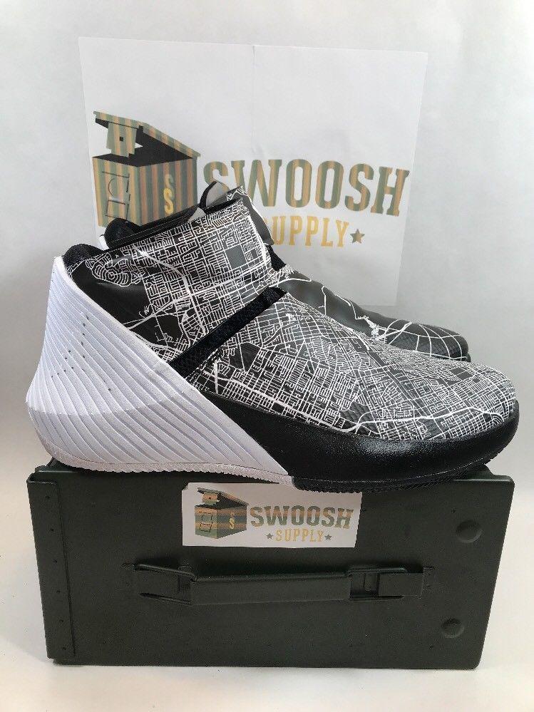 watch 5028a 33d24 Nike Air Jordan Why Not Zero.1 City of Flight Russel Westbrook SZ 11  AA2510-021  Nike  BasketballShoes  Sneakers