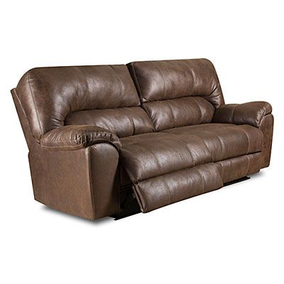 Stratolounger Stallion Double Reclining Sofa Big Lots Furniture