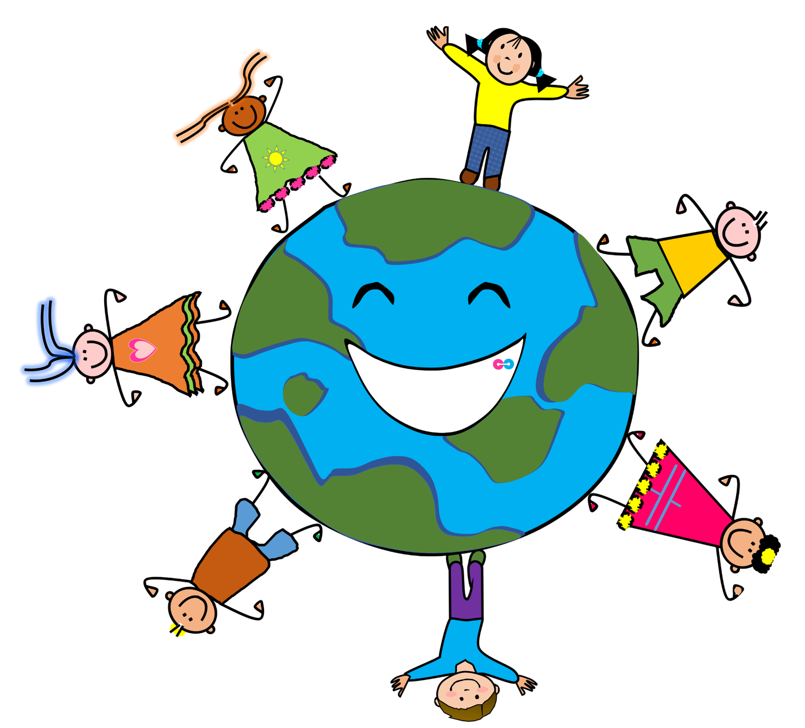 earth clipart for kids clipart club free cliparts pinterest