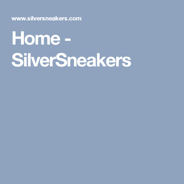 Home Silversneakers Workout Programs Free Workouts Health Plan