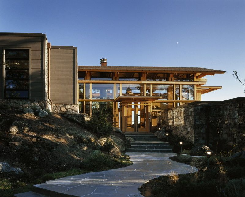 Olsen Kundig (Seattle) : House On Hill