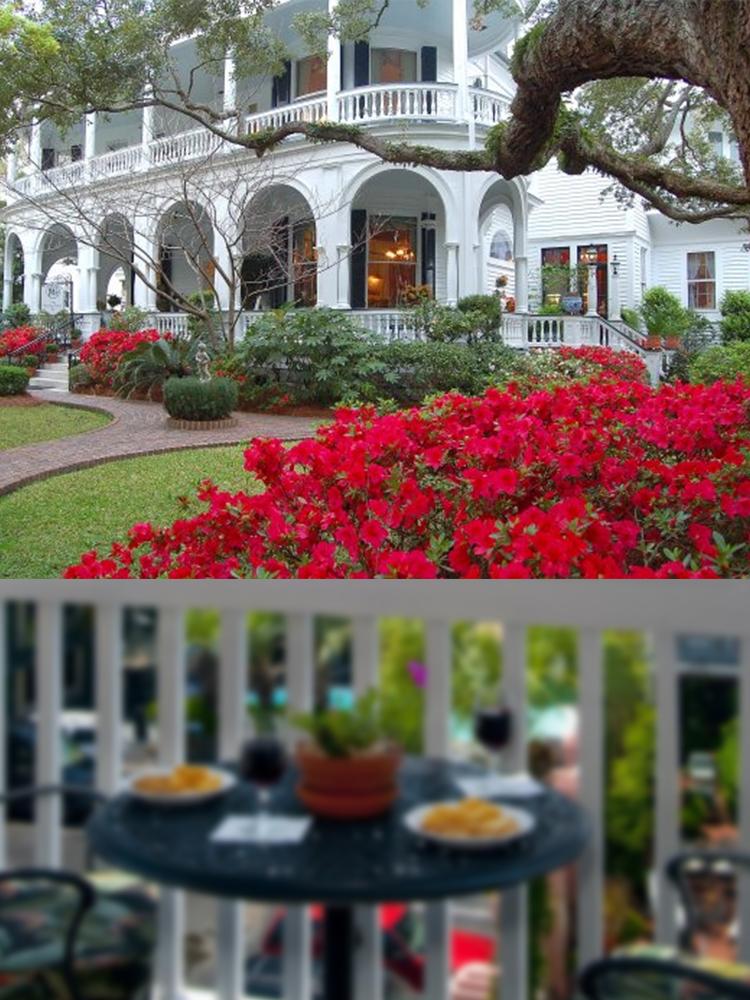 Charleston Bed and Breakfast, Charleston SC Inns