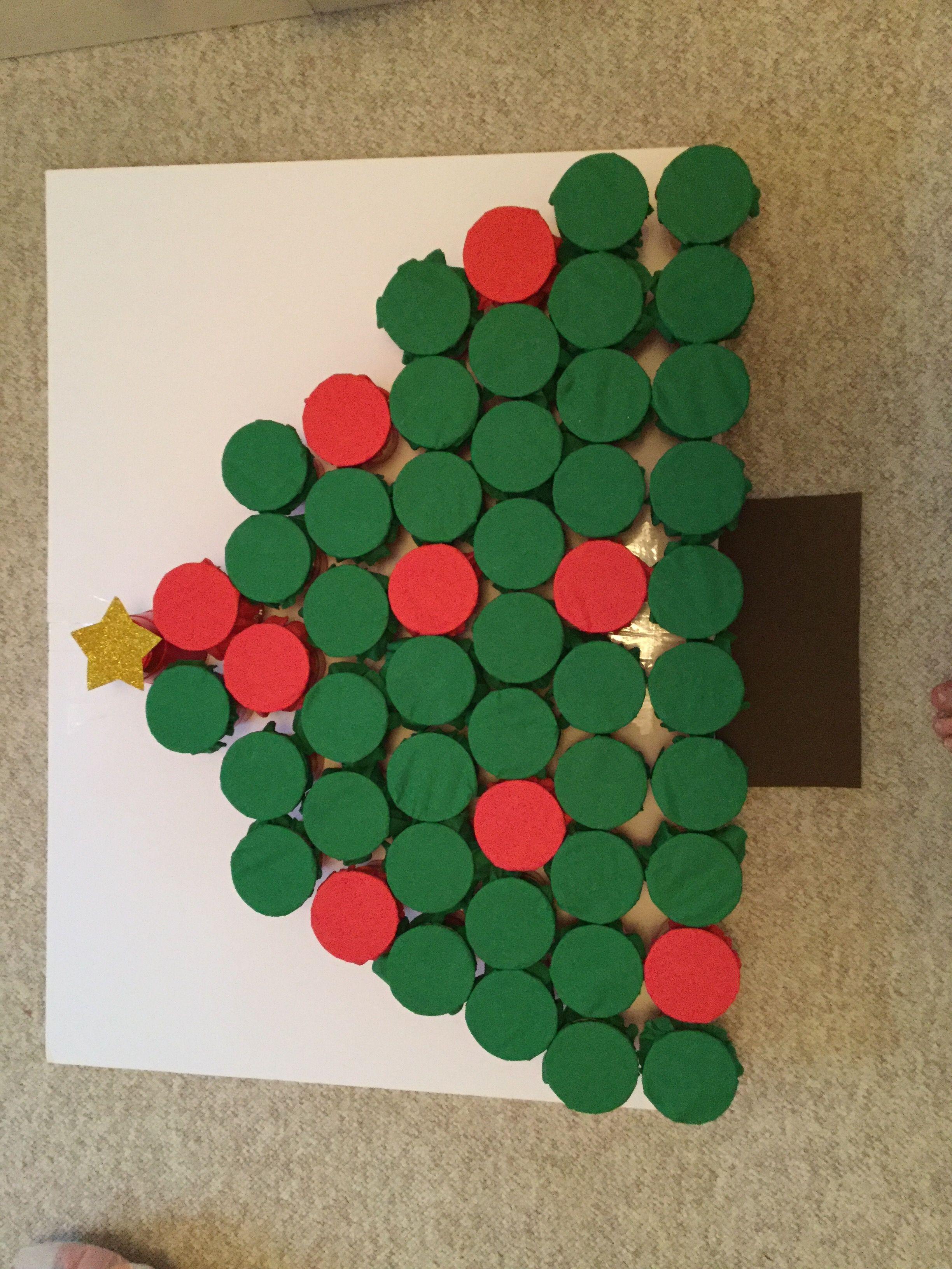 PokeATree Game Christmas tree skirt, Holiday decor