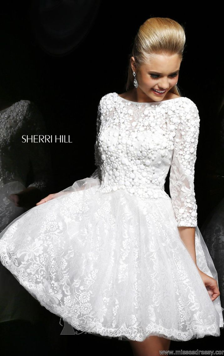 Sherri Hill dress | prom/homecoming | Pinterest