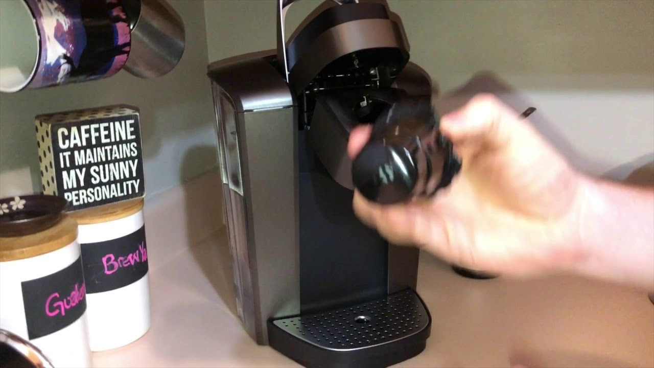 How To Clean A Keurig Coffee Maker Keurig Cleaning Natural Cleaning Products Cleaning Hacks