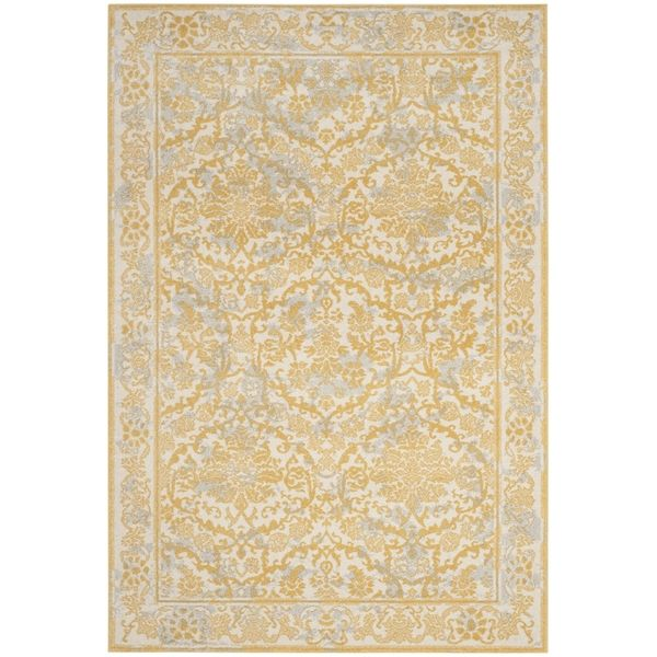 Safavieh Evoke Vintage Oriental Ivory Gold Distressed Rug 8 X 10 Ping The Best Deals On 7x9 10x14 Rugs