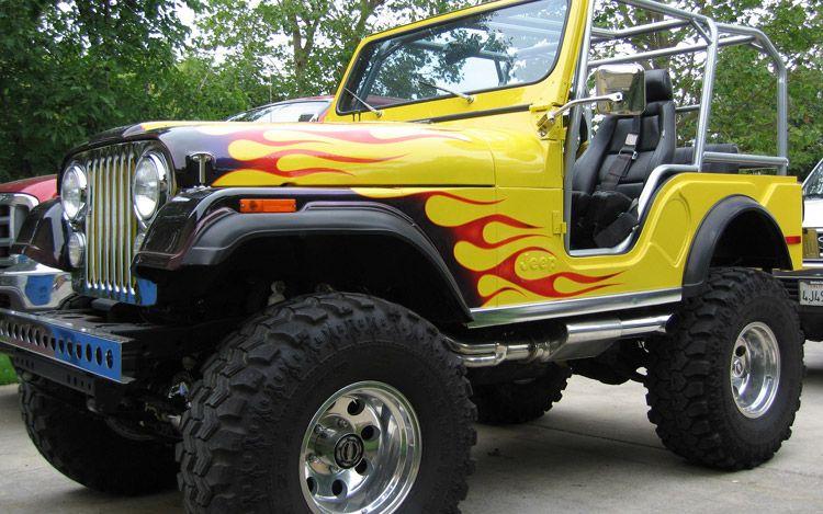 Another nice CJ Jeep | Jeeps | Pinterest