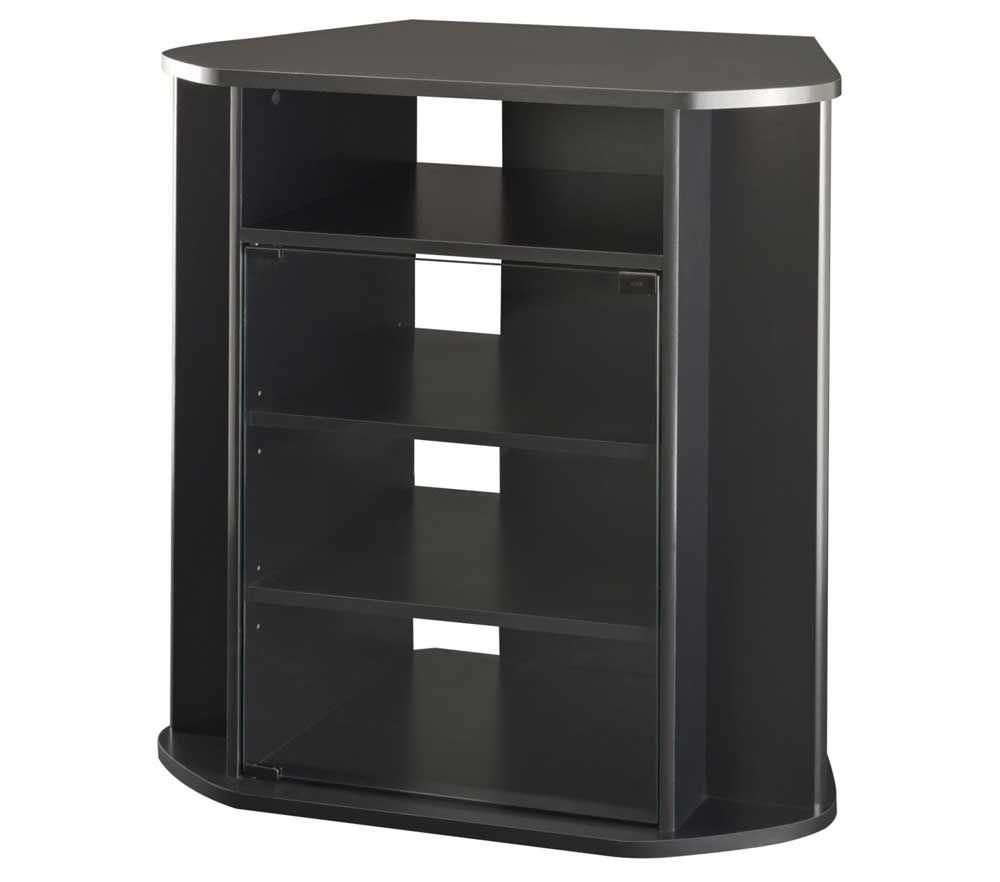 Bush Furniture Bush Visions Tall TV Stand In Black