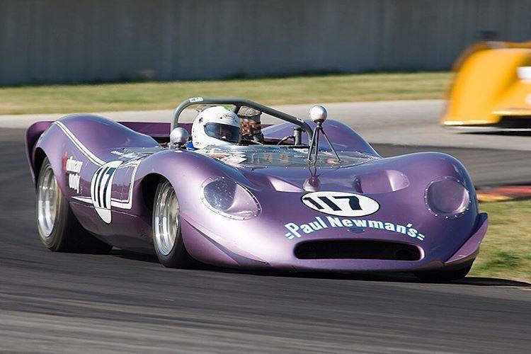 Can Am Car >> Paul Newman S Can Am The 1967 Honker Ii Built By Holman