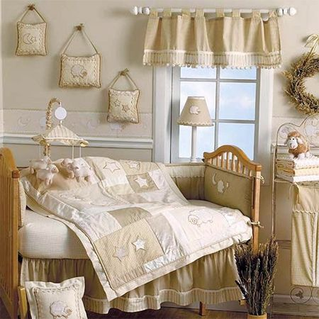 Decorate A Gender Neutral Nursery With A Lamb Or Sheep