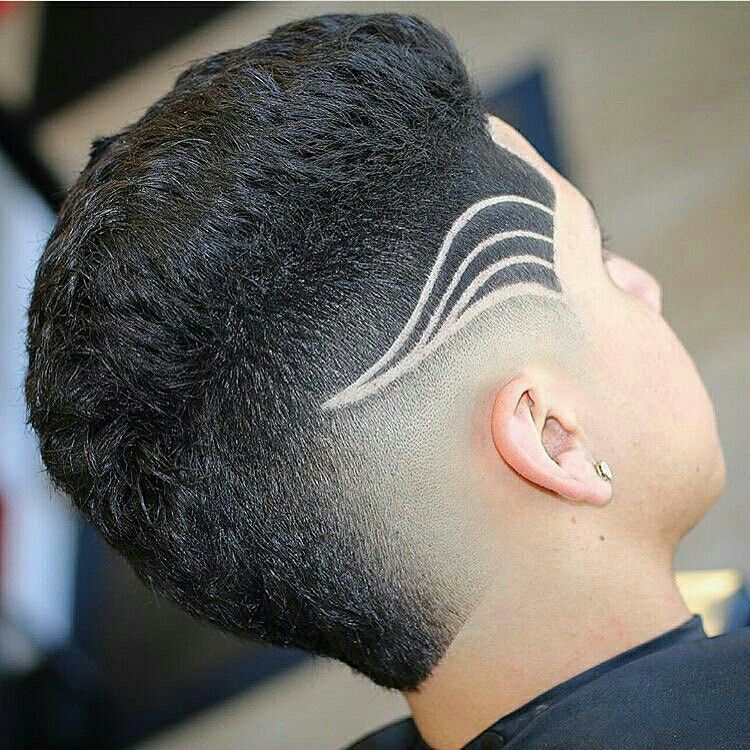 barber hair designs for men - photo #18