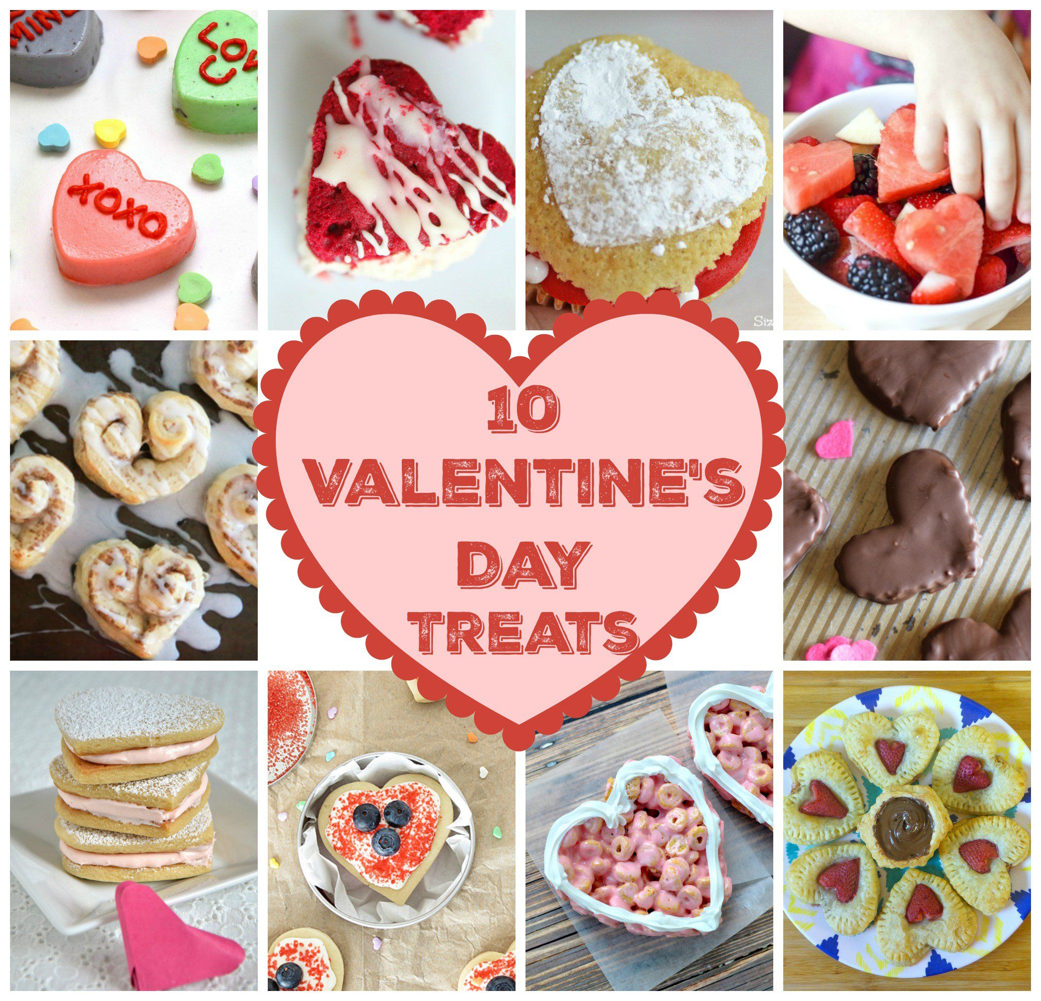 10 Cute Valentine's Day Recipes For Kids