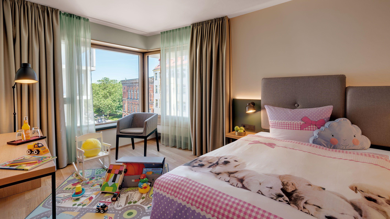 Kids room im Hotel the YARD Alexandrinenstrasse 125 10969