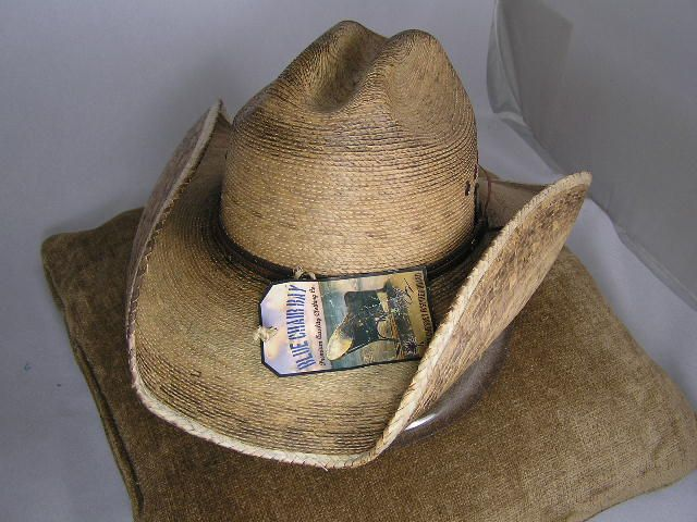 Kenny Chesney Blue Chair Bay Hats Ikea Belfast Covers Old One 1 Pachone Straw Western Cowboy Hat