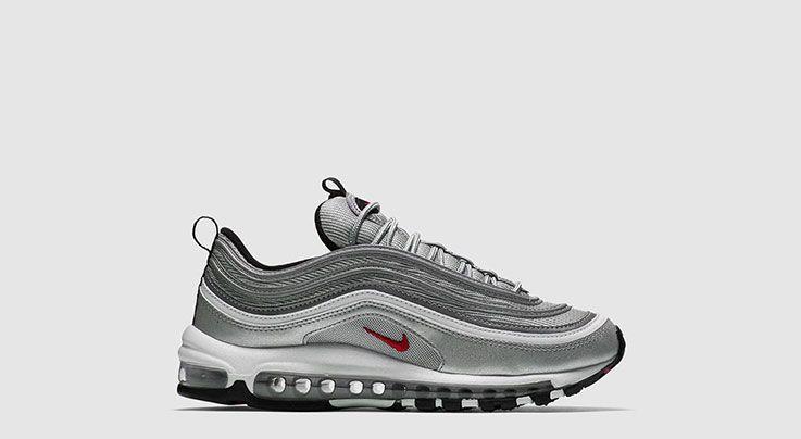 LPU Air Max 97 OG Silver Bullet : Sneakers