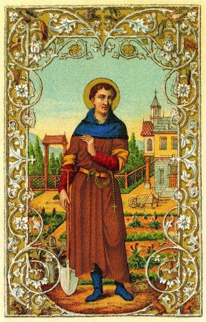 St drogo prayer
