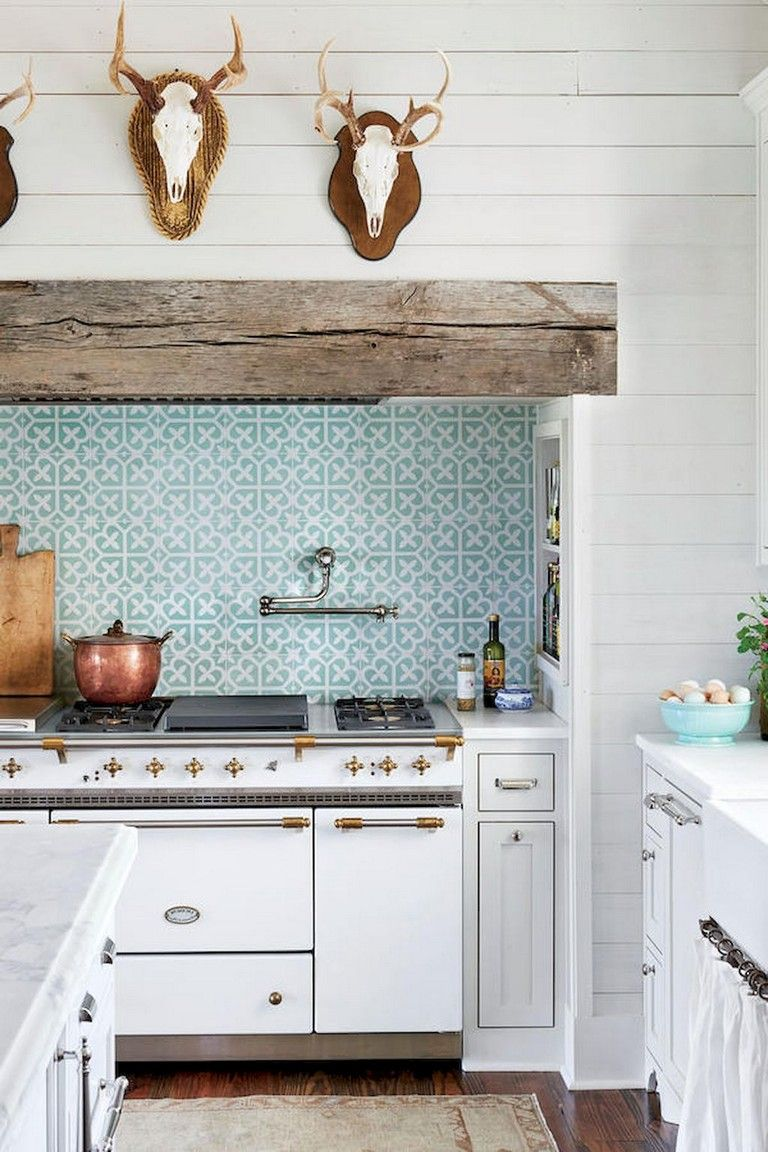 55 amazing farmhouse kitchen backsplash decor ideas country kitchen backsplash kitchen on farmhouse kitchen backsplash id=14954