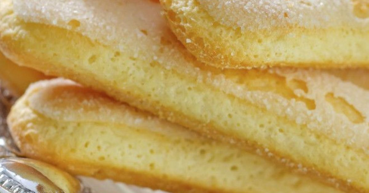 Löffelbiskuits: Luftige Kekse selber machen