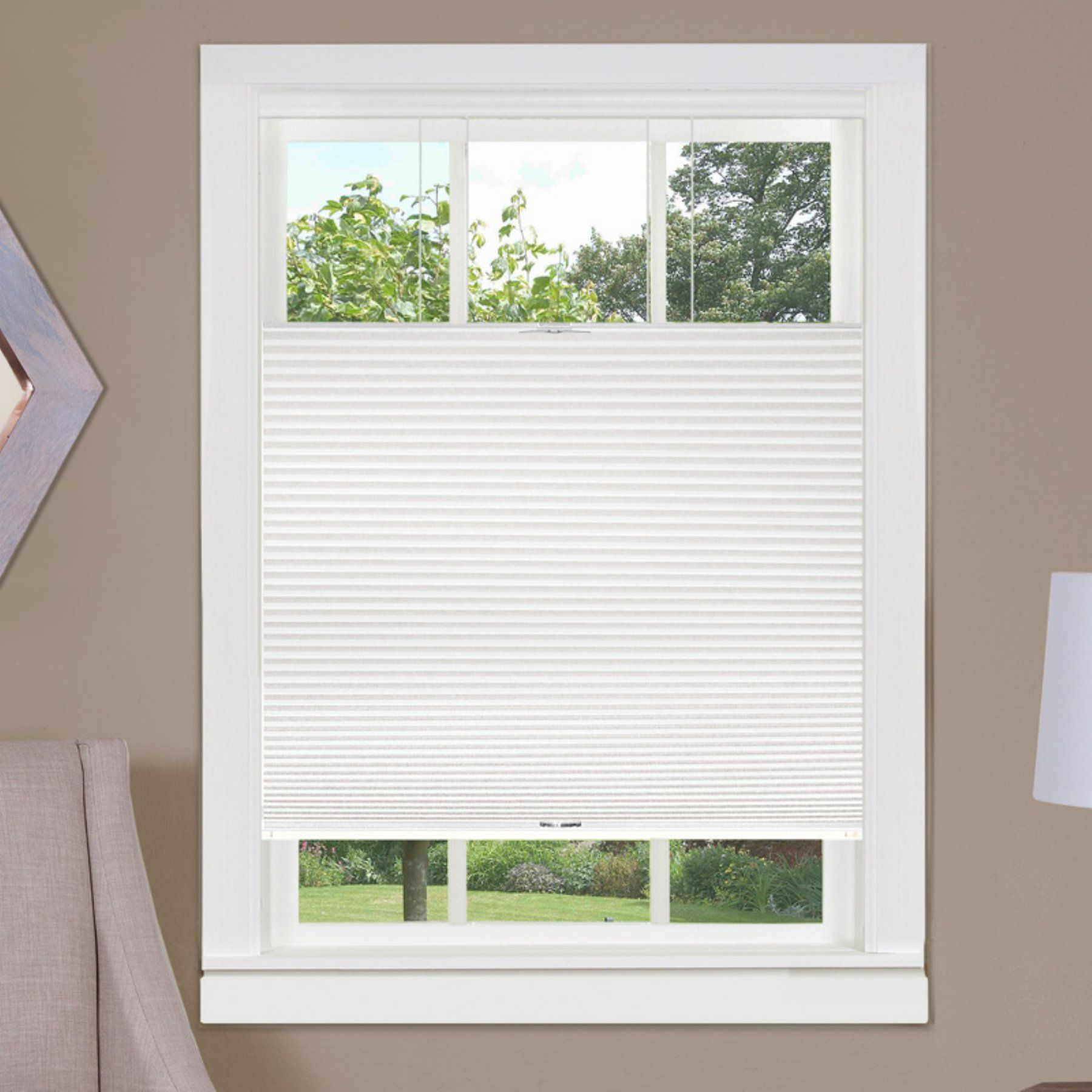 cordless great grey furniture beige shades and window fabric blinds roman living lowes walmart white room with