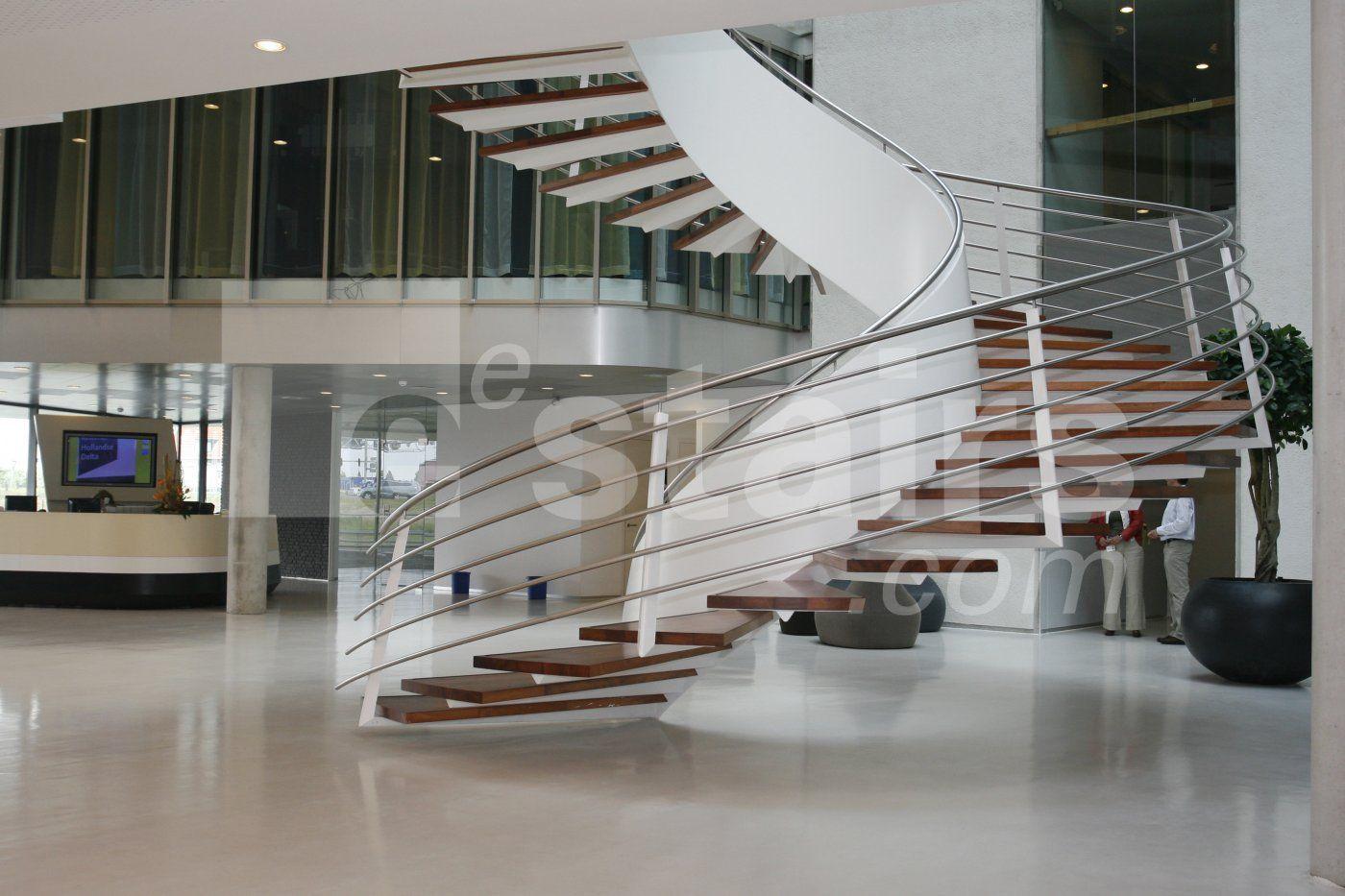 Best Floating Spiral Stairs Med Bilder 400 x 300