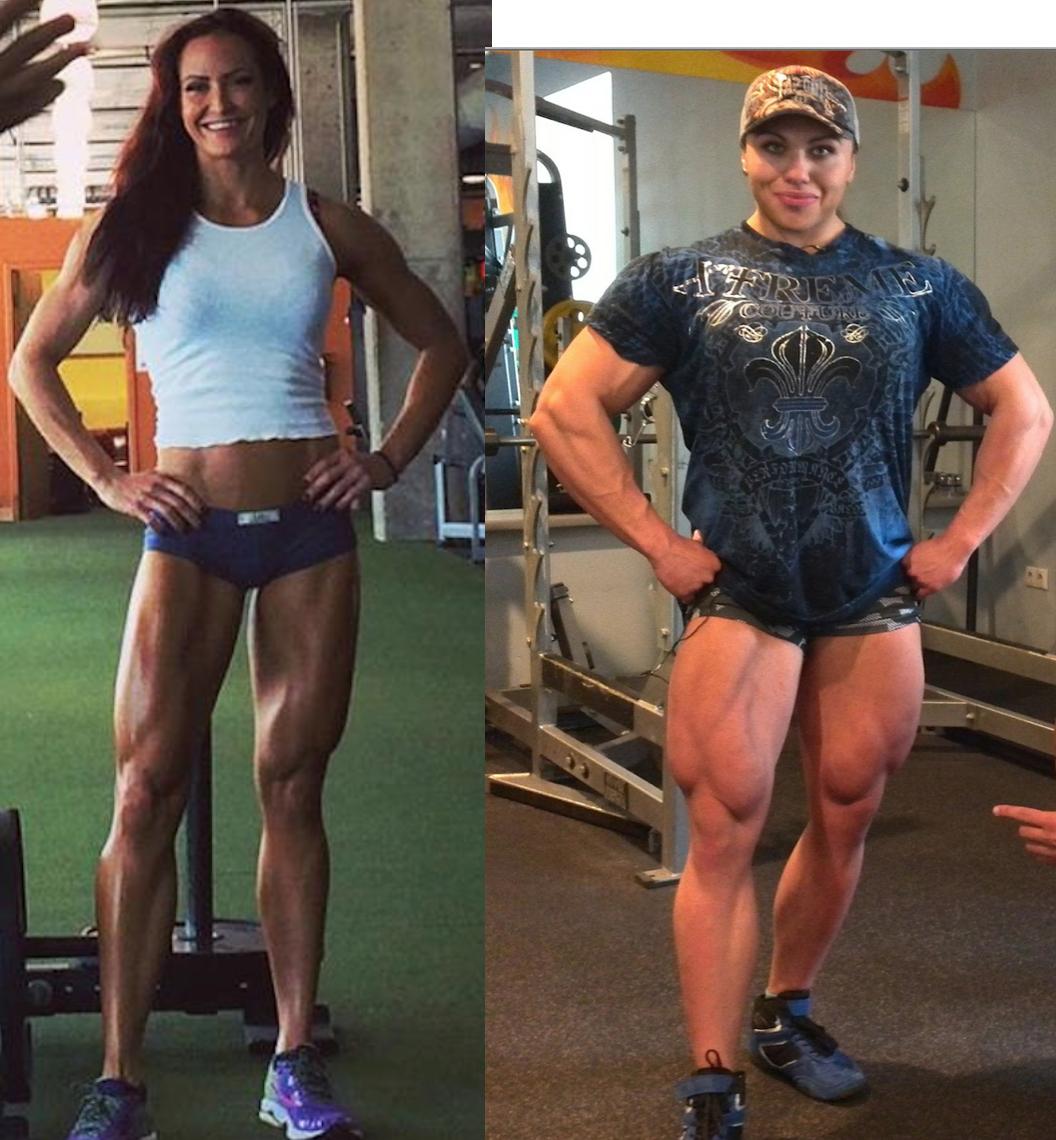 Natalia Kuznetsova Bodybuilder Hookup Meme Funny
