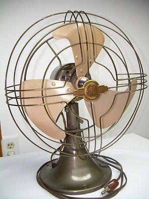 Ge Vortalex Fm10v21 Oscillating Fan