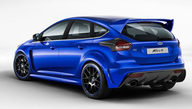 2016 ford focus rs - release date and price | ford | pinterest