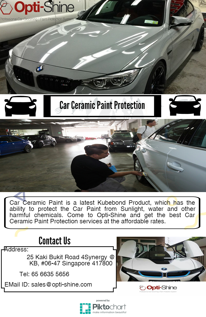 One Of The Best Car Detailing Service Provider In Singapore Car Coating Car Paint Protection