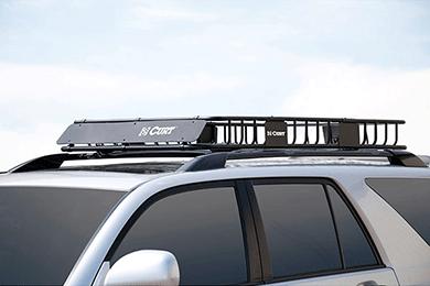 Curt Roof Mounted Cargo Rack   Best Price On Curt Cargo Basket U0026 Rooftop  Cargo Carrier