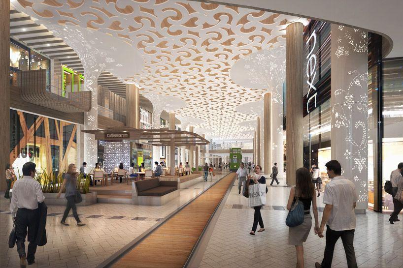 5 Design Dragon Valley Retail District Yongsan Korea