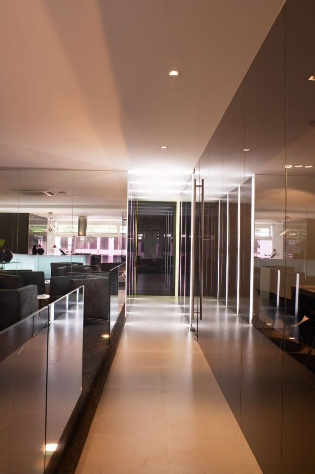 creative office designs 3. Office Design Idea And Its Importance: Unimax With Metallic Brown Creative Designs 3 U