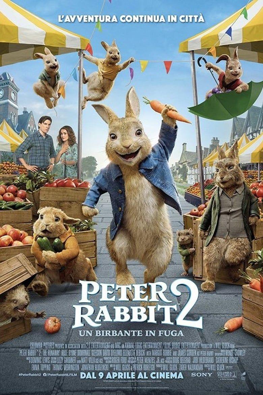 Ver Pelicula Completa De Peter Rabbit 2 The Runaway Y Su Pandilla In 2020 Peter Rabbit Free Movies Online Movies Online
