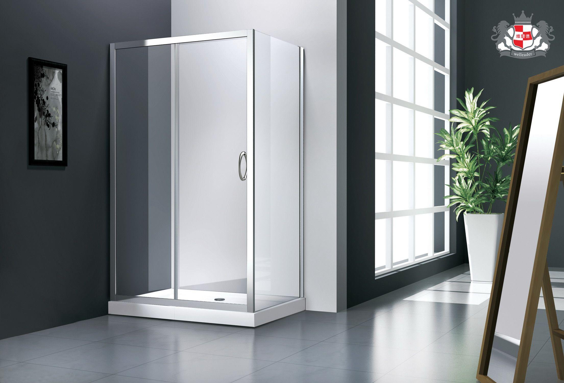 Jt531 Corner Entry Shower Enclusre Bifold Shower Door Glass Shower Doors Shower Doors