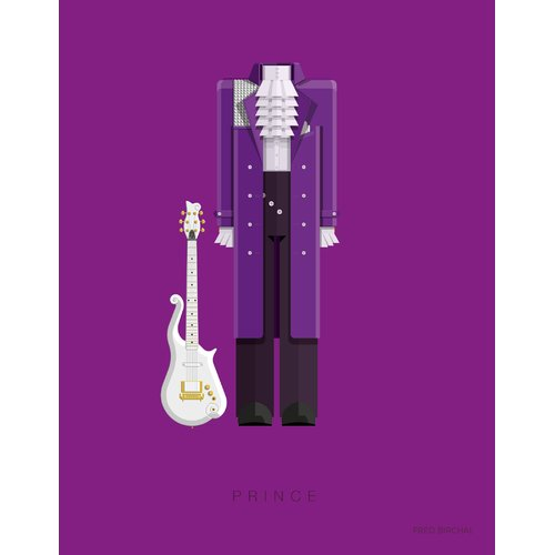 East Urban Home 'Prince Costume' Graphic Art Print
