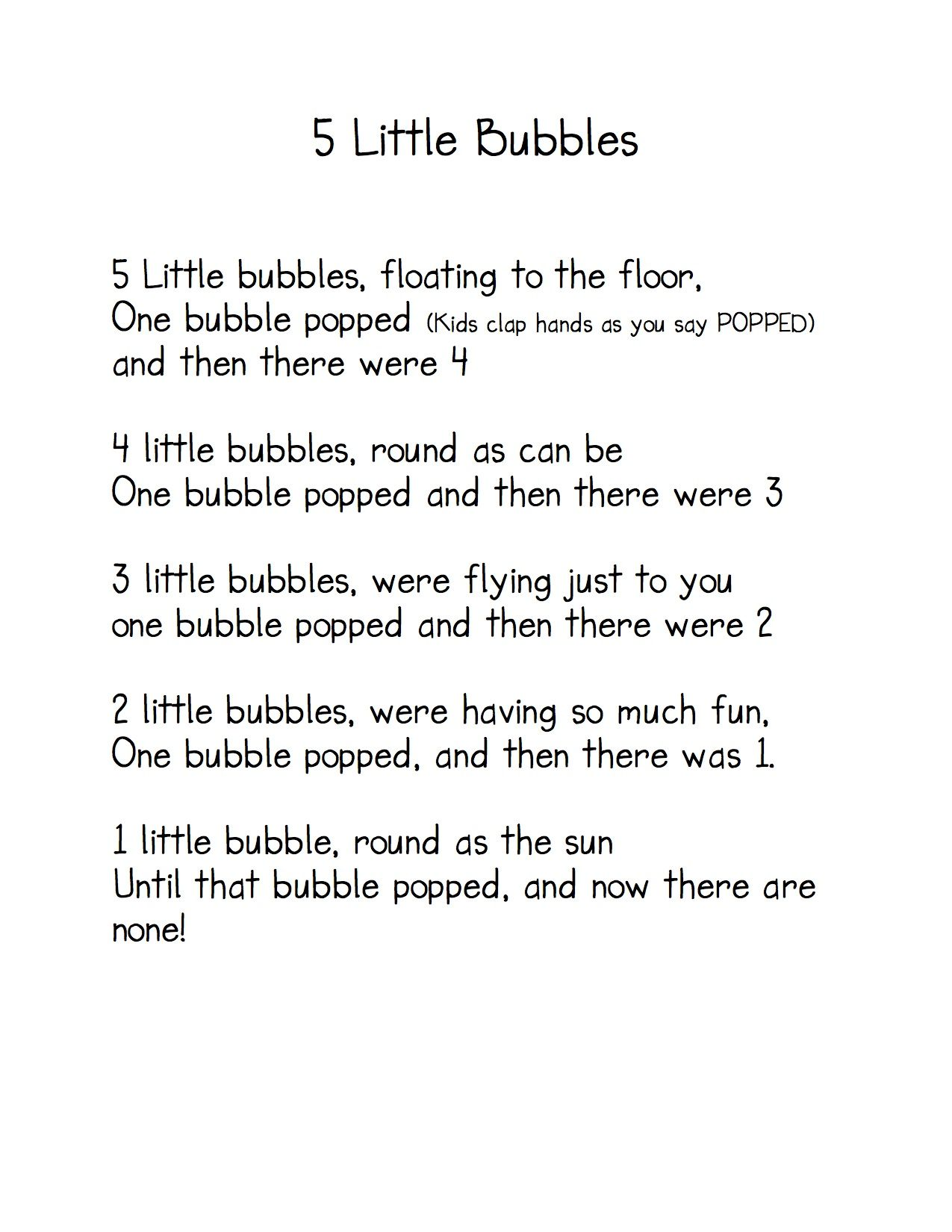 Bubbles! | Community library, Local library and Math