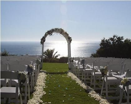 Weddings In Dana Point Harbor On The Sand Pines Park Lantern Bay