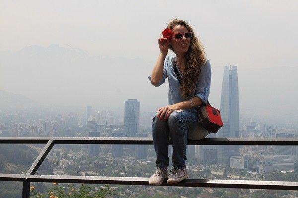 """blog """"para el mundo"""", chile, santiago"""