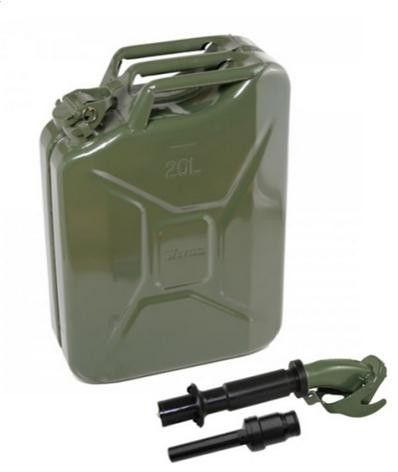 Jerry Can Gas Container Jerry Can Steel Canning