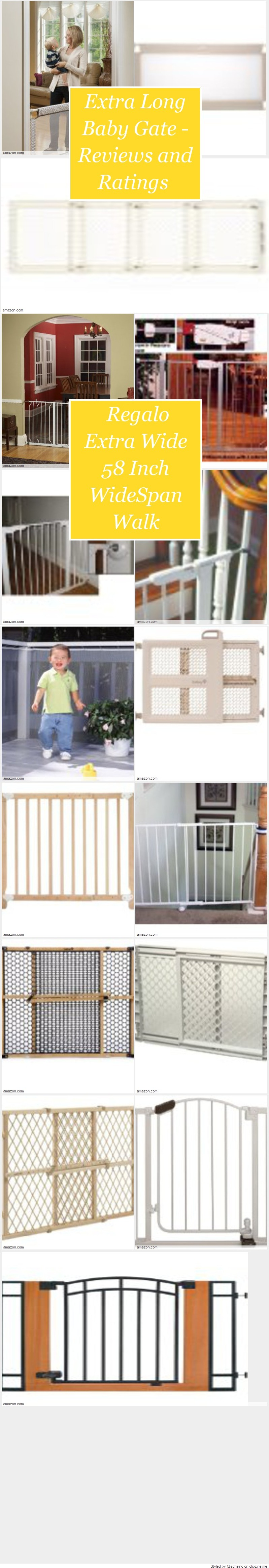 Extra Long Baby Gate Reviews And Ratings Extra Long Baby Gate