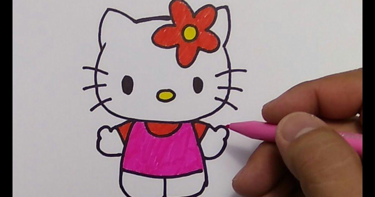Paling Populer 30 Gambar Kartun Hello Kitty Yang Mudah Belajar Menggambar Hello Kitty Download Adi Juberaza On Pinterest Kartun Gambar Kartun Hello Kitty
