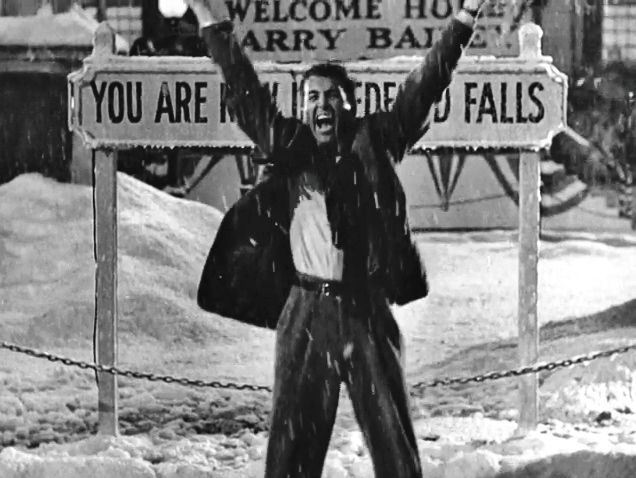 It's a Wonderful Life (1946) - Merry Christmas, Bedford Falls!! | Wonderful  life movie, It's a wonderful life, Best christmas movies