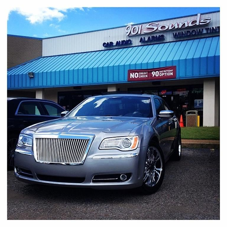 2014 Chrysler 300 by 901 Sounds auto Accessories in Memphis TN ...