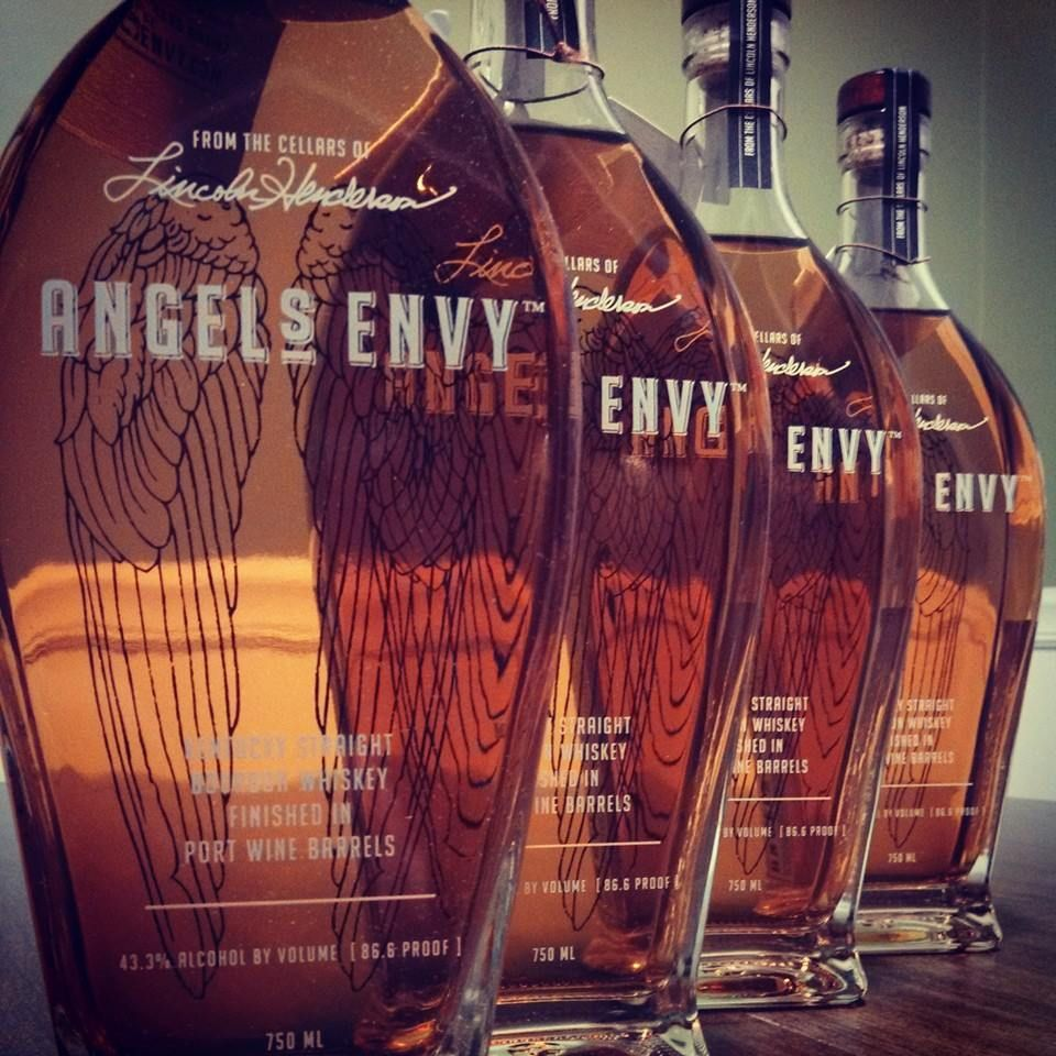 Angel S Envy Bourbon Drink Of The Week Busted Wallet Bourbon Drinks Bourbon Best Bourbons