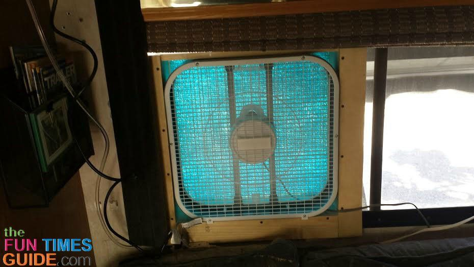 Diy Evaporative Cooler How To Make A Swamp Cooler For Your