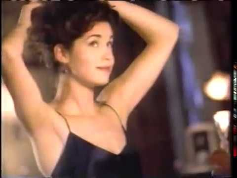 Gillette SensorExcel for Women 90s Commercial (1997) - YouTube