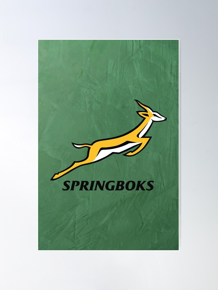 Springboks Rugby 2019 Springbok Rugby World Cup Champions Poster By Arend Botha In 2020 Springbok Rugby Rugby World Cup World Cup Champions