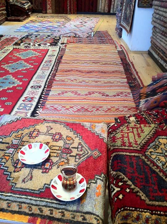 That Time I Bought A Kilim In Istanbul S Grand Market